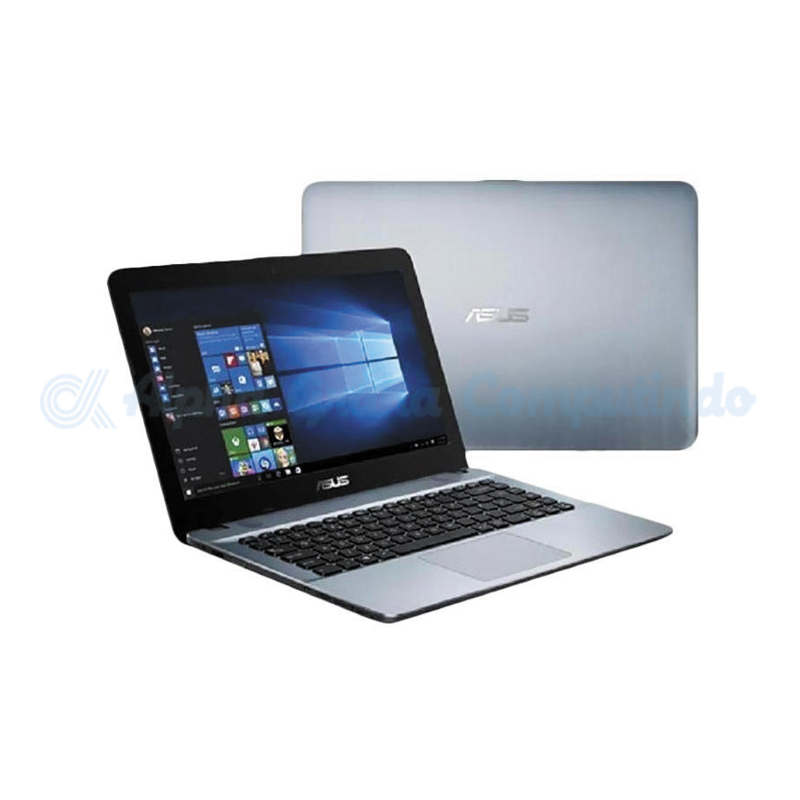 Asus  X441NA N4200 4GB 500GB [PQ402/Endless] Silver