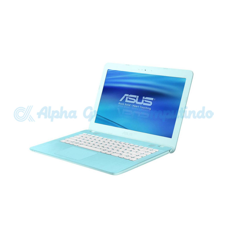 Asus  X441NA 4GB 500GB [BX405T/Win10] AquaBlue