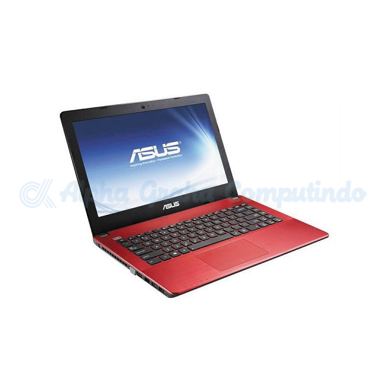 Asus  X441UA i3 4GB 500GB [WX097T/Win10] Red