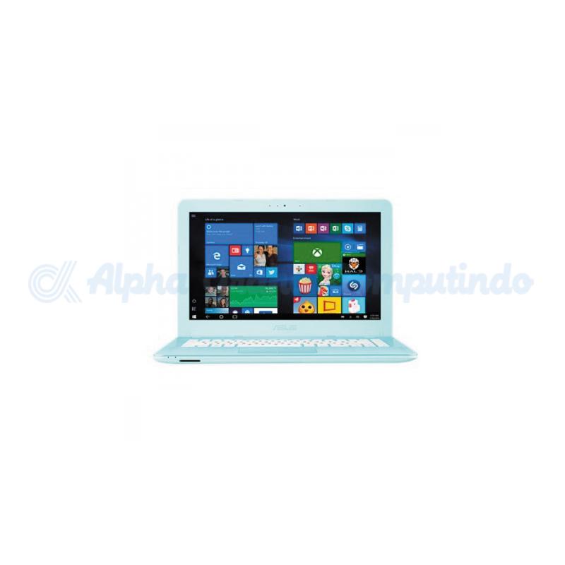 Asus  X441UA i3 4GB 500GB [WX099T/Win10] Aqua Blue