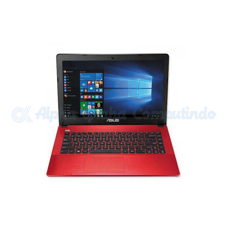 Asus X441UB i3 MX110 4GB 1TB [GA044T/Win10] Red