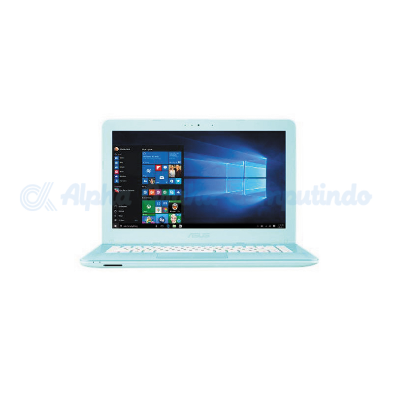 Asus  X441UB i3 MX110 4GB 1TB [GA046T/Win10] Aqua Blue
