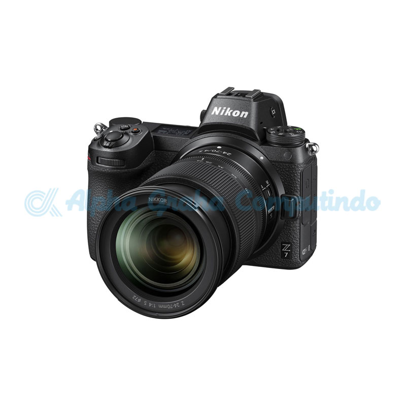 NIKON  Z7 Mirrorless Digital Camera Kit 24-70mm F4