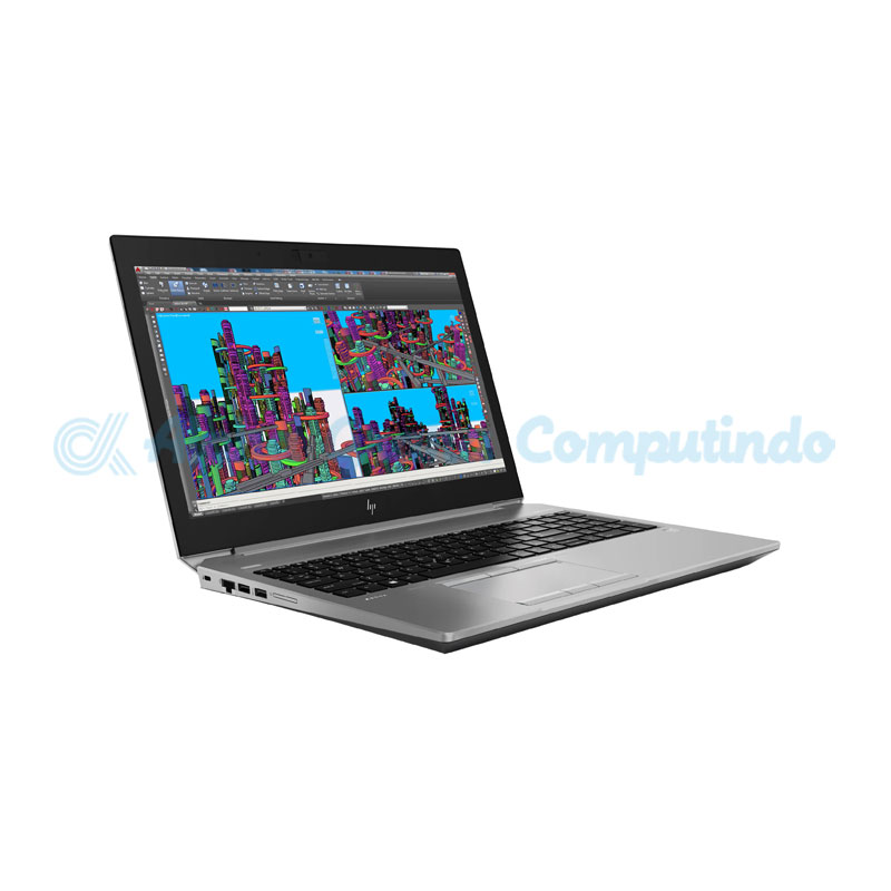 HP  Zbook 15 G5 i7-8850H 16GB 1TB P2000 4GB [3AX13AV/Win10 Pro]