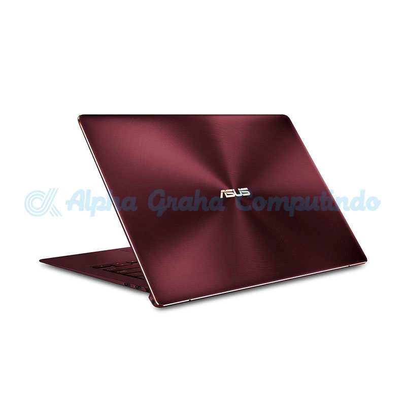Asus  ZenBook 13 UX333FA i5-8265U 8GB 512GB SSD [Win10] Burgundy Red
