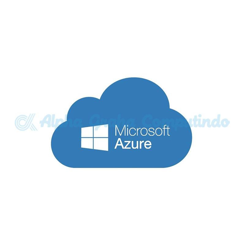 Microsoft  [Azure Subscription Svc Open Faculty]AzureSubsSvcOpnFclty ShrdSvr SNGL SubsVL OLP NL Annual Acdmc Qlfd[Pendidikan] [5S4-00003]