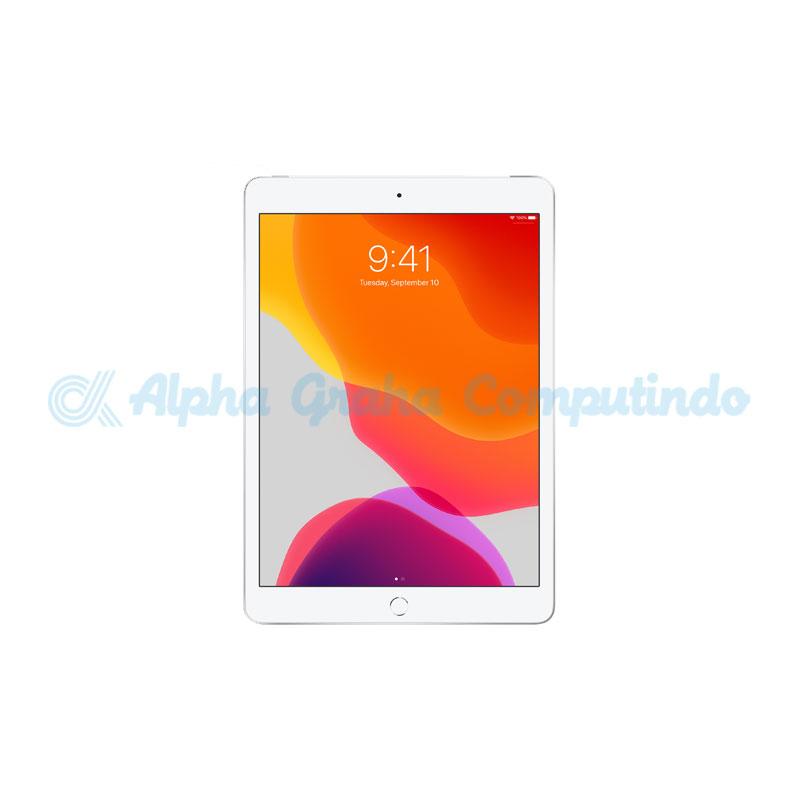 APPLE iPad 10.2 Wi-Fi + Cellular 32GB Silver [MW6C2PA/A]