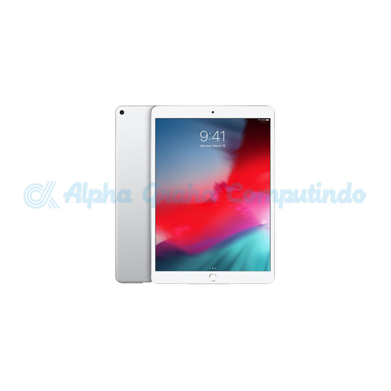 APPLE  iPad Air 3 10.5-inch Wi-Fi 256GB Silver [MUUR2PA/A]