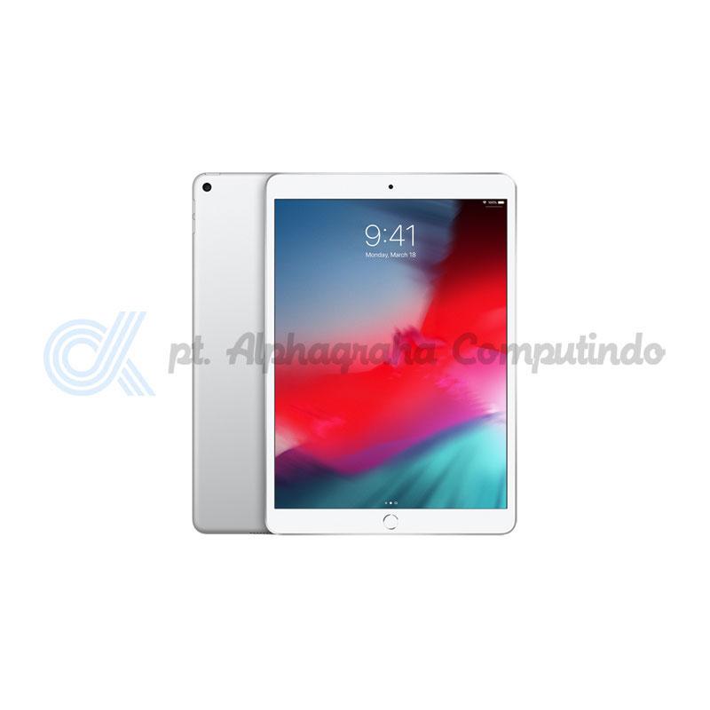 APPLE  iPad Air 3 10.5-inch Wi-Fi + Cellular 256GB Silver [MV0P2PA/A]