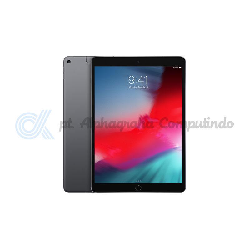 APPLE  iPad Air 3 10.5-inch Wi-Fi + Cellular 256GB Space Grey [MV0N2PA/A]