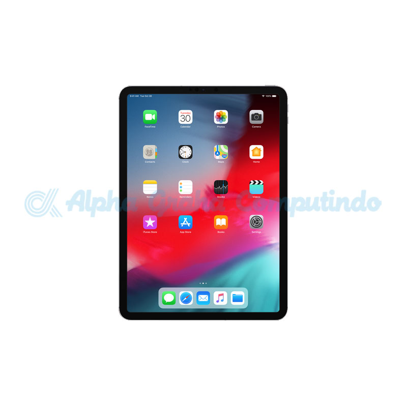 APPLE  iPad Pro Wifi & Cell 64GB 11-inch Silver [MU0U2PA/A]