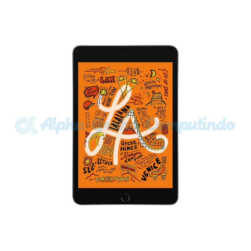 APPLE  iPad mini 5 Wi-Fi + Cellular 64GB [MUX52PA/A]