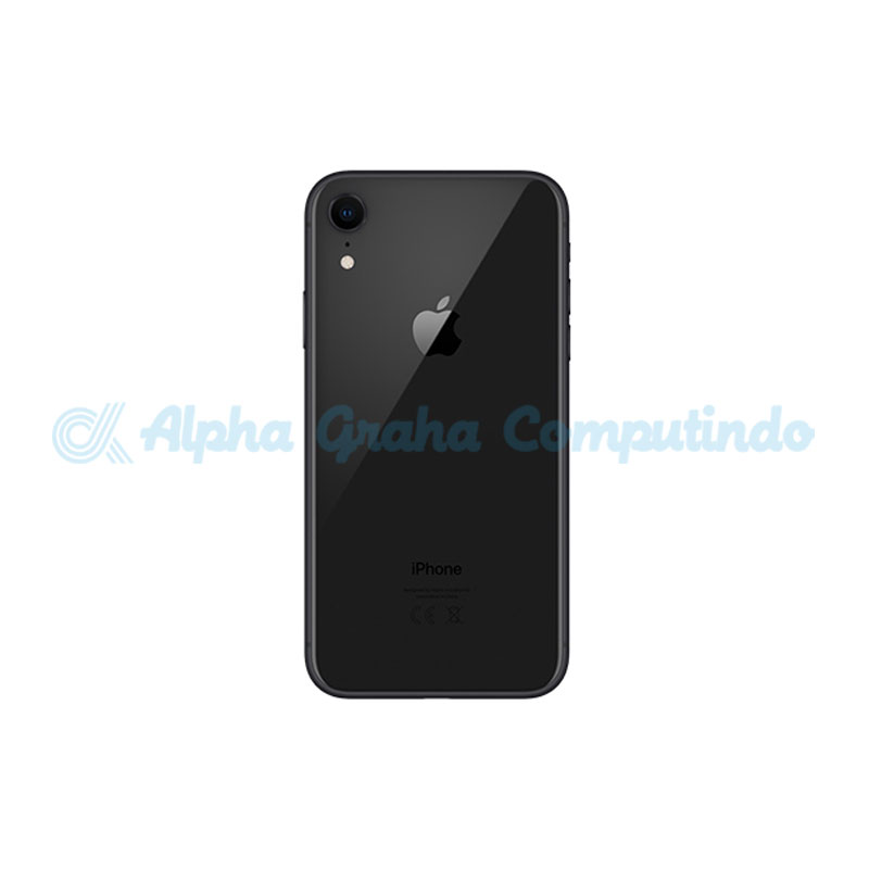 APPLE  iPhone XR 64GB Black [MRY42PA/A]