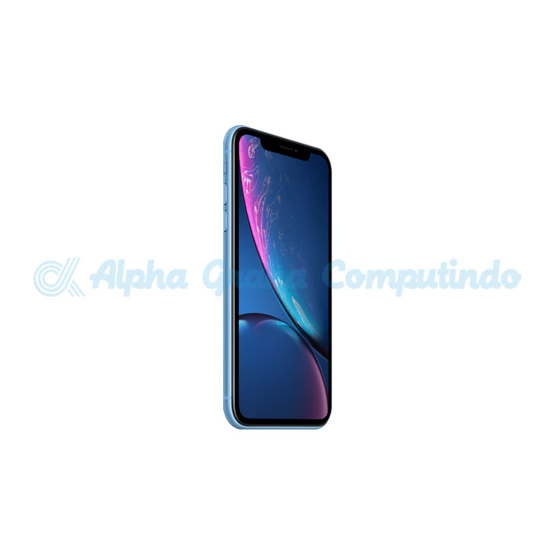 APPLE  iPhone XR 64GB Blue [MRYA2PA/A]