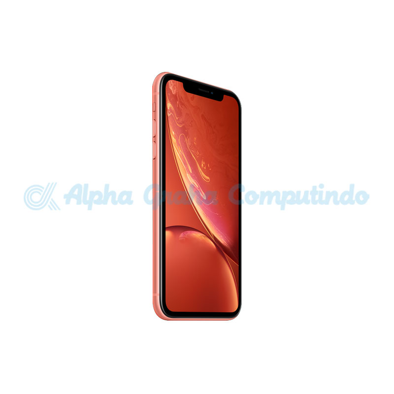 APPLE  iPhone XR 128GB Corel [MRYG2PA/A]