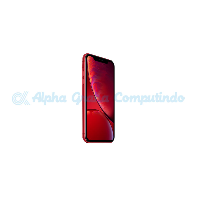 APPLE  iPhone XR 64GB Red [MRY62PA/A]