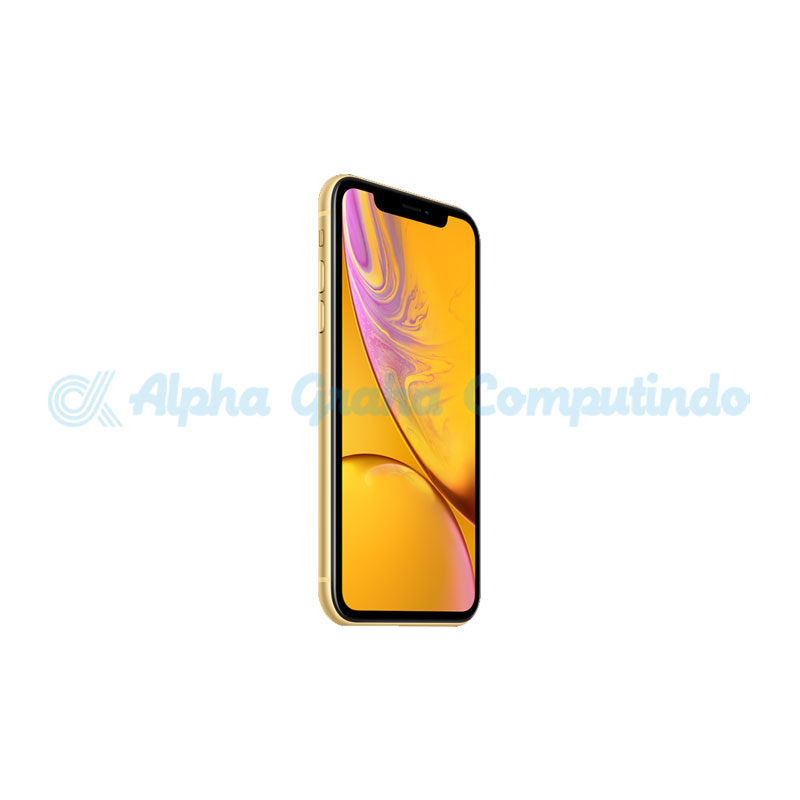 APPLE  iPhone XR 64GB Yellow [MRY72PA/A]