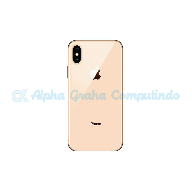 APPLE  iPhone XS 512GB Gold [MT9N2PA/A]