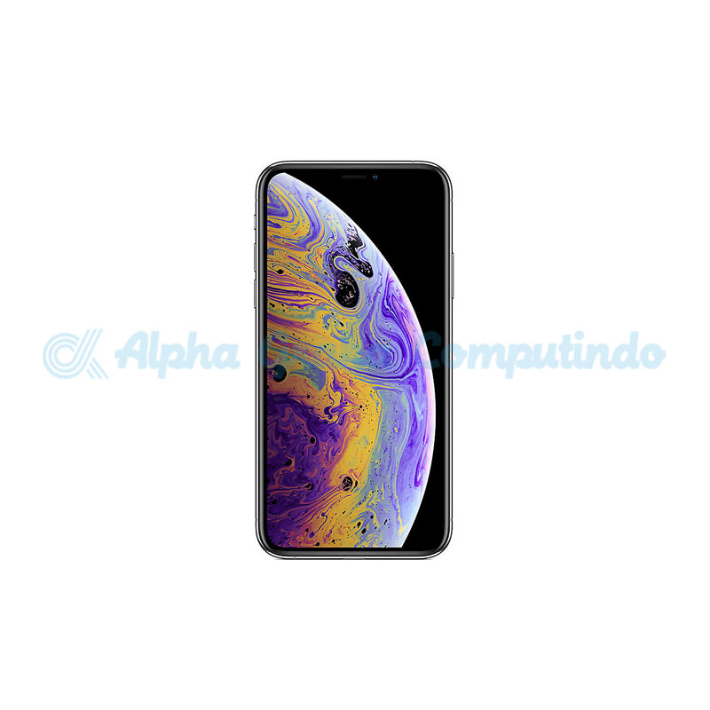 APPLE  iPhone XS 64GB Silver [MT9F2PA/A]