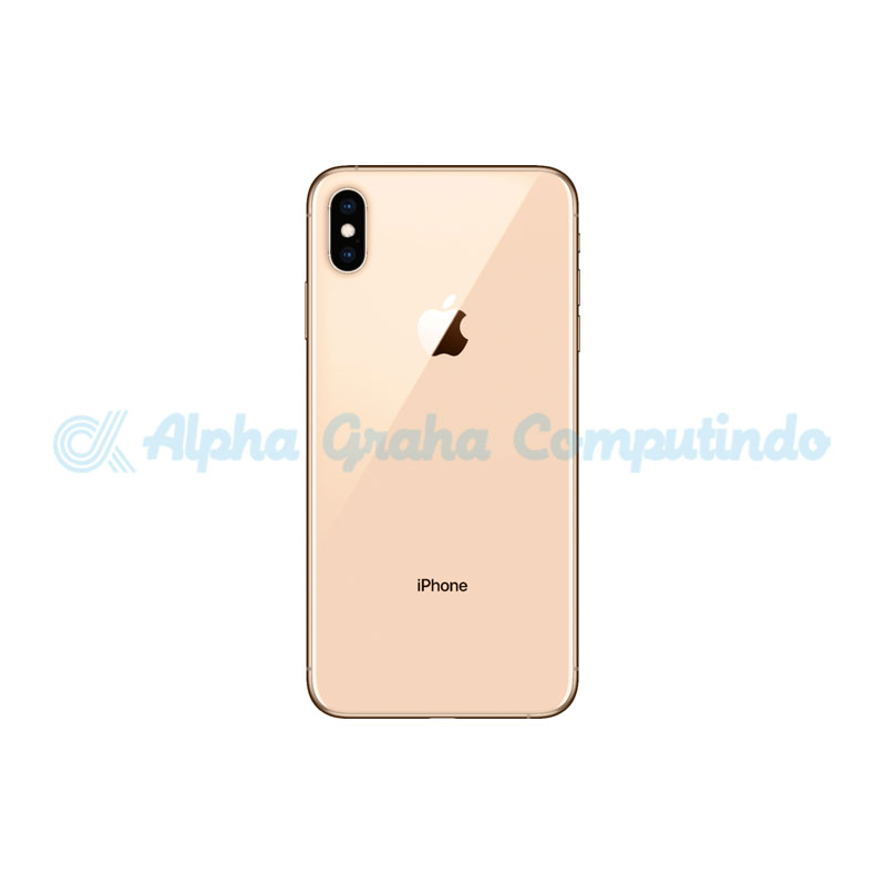 APPLE    iPhone XS Max 64GB Gold [MT522PA/A]