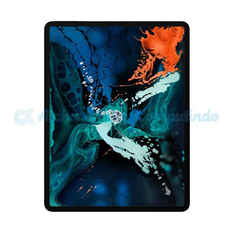 APPLE  iPad Pro Wifi & Cell 256GB 12.9-Inch Silver [MTJ62PA/A]